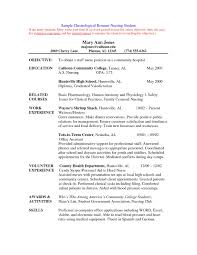 family nurse practitioner student resume sles pre nursing student resume exles best of resumes for nursing