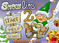 jerrys merry christmas game christmas snow games