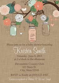 jar invitations jar baby shower invitations marialonghi