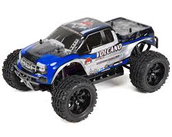 monster trucks racing volcano epx 1 10 electric 4wd monster truck by redcat racing