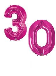 30th birthday balloons delivered 30th birthday funky balloons adelaide sa balloon gift