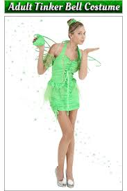 Bell Halloween Costumes Adults Tinkerbell Costumes Halloweencostumes