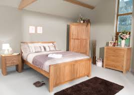 White Wooden Bedroom Furniture Uk Amish Light Oak Bedroom Furniture Home Landscapings With Regard To