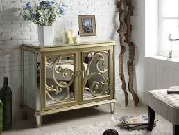 Mirrored Bedroom Furniture Canada Furniture Mirrored Console Table With Unique Carving Cabinet