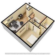 floor plans one bedroom studio apartments jacksonville fl
