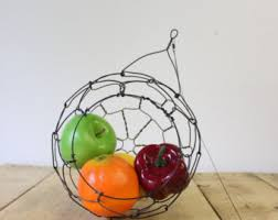 handmade wire baskets folk art and more by chareststudios on etsy