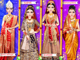 wedding dress up for indian wedding salon dress up makeover apps on play