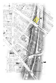 Map Indy Flats Lost I 65 Construction Historic Indianapolis All Things