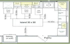 standard kitchen island dimensions standard kitchen island sizes average kitchen island size