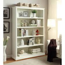 Home Decorators Colleciton Home Decorators Collection Amelia White Open Bookcase Sk18488a