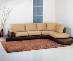 Curved Sofa Designs by Splendiferous Home Decorators Collection Riemann Smoke Microsuede