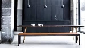 black and wood dark natural wood kitchen furniture collection home decor