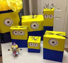 minion wrapping paper de cumpleaños minions 43 ideas súper divertidas