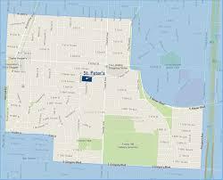 Kansas City Map St Peter U0027s Parish Map St Peter U0027s Parish Kansas City Missouri