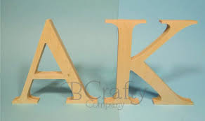 free standing wooden letters wholesale 3 4 inch thick wood