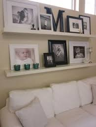 Wood Gallery Shelves by A Massive Wood Picture Ledge For The Living Room Picture Ledge