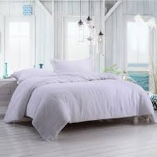 aliexpress com buy stone washed 100 linen bedding set incluidng