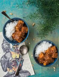 cuisine de jean recette le tofu épicé aux arachides végan du chef jean philippe