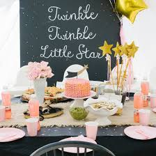 twinkle twinkle birthday twinkle twinkle 1st birthday party popsugar