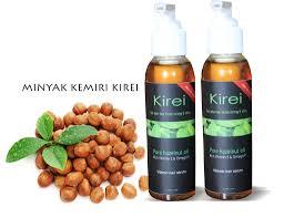 membuat minyak kemiri untuk rambut botak jual minyak kemiri kirei penumbuh dan penebal rambut bayi alami