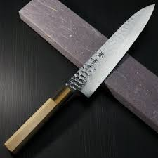 folded steel kitchen knives japanese kitchen knives