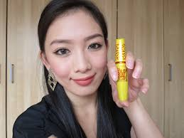 review maybelline colossal cat mascara i am heading to