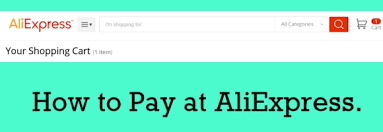aliexpress shopping acceptable payment methods for aliexpress myinternationalshopping com