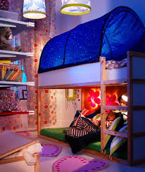 Bunk Bed Decorating Ideas Cool Bedroom Decorating Ideas For With Bunk Beds