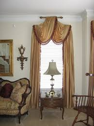 Unique Curtain Rod Interior Adorable Decorating Ideas Of High Ceiling Window