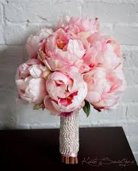 peony bouquet popular blush pink peony bouquet we this moncheribridals