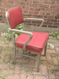 1950 Modern Furniture by Vintage 1950 U0027s Office Chair Steelcase Chair Steel Industrial