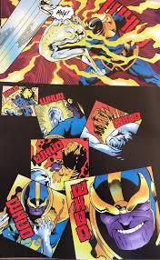 Sentry Vs Thanos Whowouldwin Who Would Win In A Fight Between Thanos And The Silver Surfer Quora