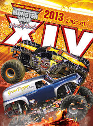 monster truck show 2013 mjwf xiv dvd u2013 super sport design