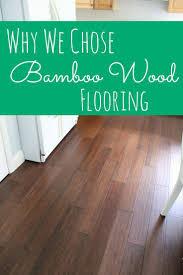 Laminate Flooring Under Door Frame Best 25 Bamboo Floor Ideas On Pinterest Bamboo Wood Flooring