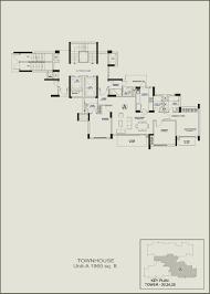 Central Park Floor Plan by Belgravia Central Park 2 Belgravia Tower 20 26 Sector 48