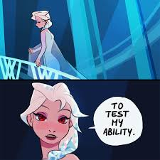 Elsa Frozen Meme - foolish little sister album on imgur