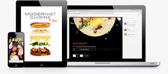 ebook cuisine the culinary revolution now app sized modernist cuisine at home