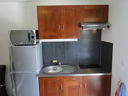 cuisine de studio présentation de la cuisine de location du studio anses arlet