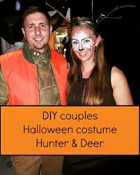 cheap couples costumes cheap diy deer and couples costume
