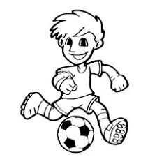 Soccer Ball Coloring Pages Free Printables Momjunction Soccer Coloring Page