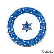 passover paper plates save on religious party tableware trading