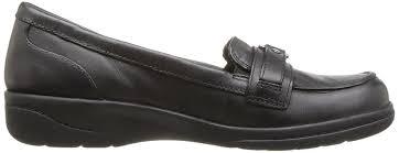 Discount Clarks Womens Ashland Bubble Slip On Loafer Tan Leather 6 5 M Us Clarks Women U0027s Cheyn Marie Loafer Flats Amazon Ca Shoes U0026 Handbags