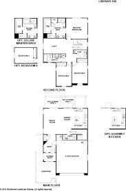 Richmond American Floor Plans Richmond American Homes Cadence Symphony At Cadence Lillian