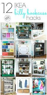 Ikea Billy Bookcase Hack Bookcase Ikea Billy Bookcase Hack For House Storage Ikea Billy