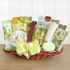 essence of luxury bath gift basket hayneedle