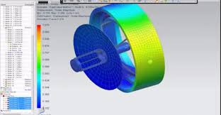 advanced simulation in unigraphics using nx nastran youtube