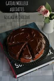 gâteau moelleux aux dattes glaçage au chocolat that u0027s amore