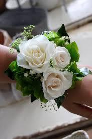 corsage flowers wrist corsage sizeml fleuri flowers