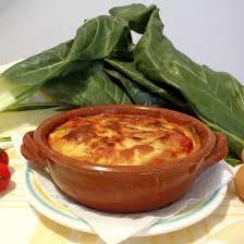 cuisiner les feuilles de blettes recette gratin de feuilles de bettes cardes au coulis de tomates