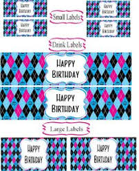 free printable monster high birthday invitation party